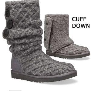 62bb9de7e74 Women Lattice Cardy Ugg Boots on Poshmark